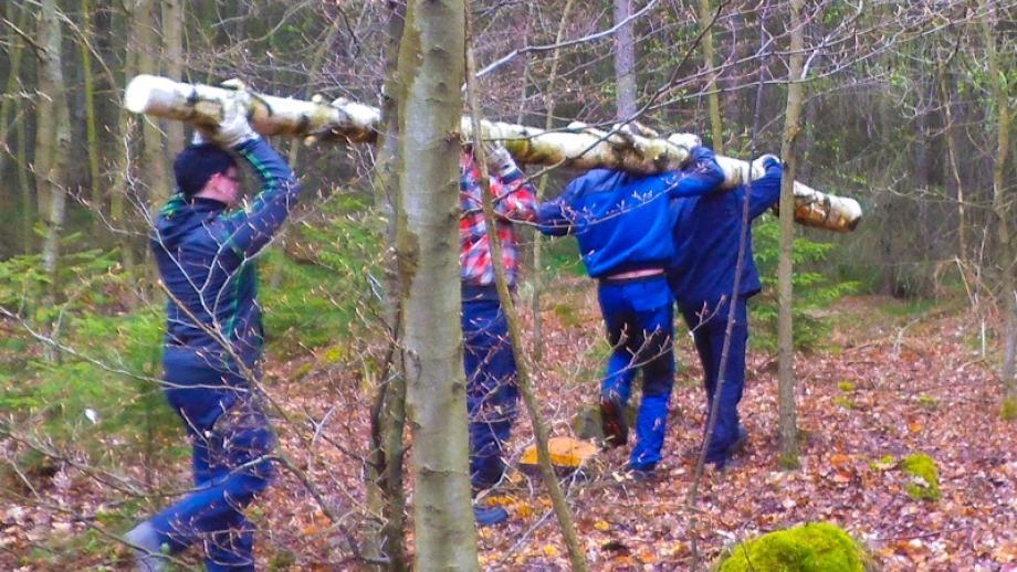 Motivationskurs Dresden Wald-Aktiv-Projekt