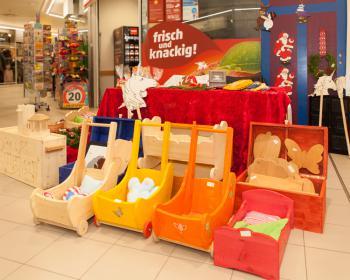 Weihnachtsmarkt im Sachsenforum